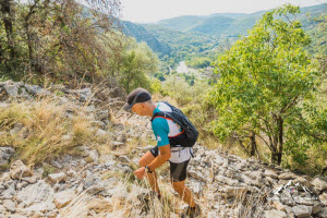 Occitanie-rando - Trail - Hérault - Belle performance de JB au Grand Trail Cévenol